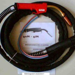 551 MIG/MAG Schutzgasschweißbrenner flüssiggekühlt gesteckte Gasdüse