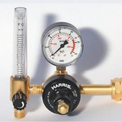 200 bar CO²/Argon Druckminderer 801-30FLAR mit Flowmeter