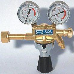 Flaschendruckminderer 200bar Einstufig für Sauerstoff, Arbeitsdruck max. 10 bar Abbildung kann Abweichen