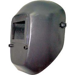 Kopfschild mit Kopfband - schwarz Abbildung kann Abweichen