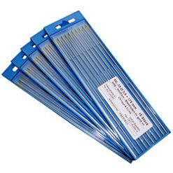 WL20 Wolframelektrode Kennfarbe: Blau 2% La²O³