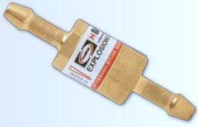 Sicherheitseinrichtung Modell 199-S für Sauerstoff mit Schlauchanschluß Abbildung kann Abweichen