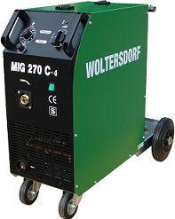 MIG / MAG-Schweißmaschine Woltersdorf MIG-270 C – 4