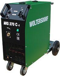 MIG / MAG-Schweißmaschine Woltersdorf MIG-270 C - 4-0