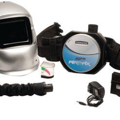 Automatikhelm AIRMAX – JACKSON SAFETY Gebläse-Atemschutzsystem