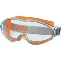 UVEX ultrasonic Schutz-Schleifbrille Vollsichtbrille