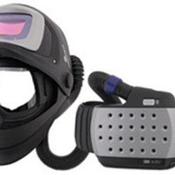3M™ Speedglas™ 9100 FX Air Schweißmaske, mit ADF, mit Adflo Gebläseatemschutz