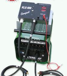 Kalibrierung der Schweißgeräte KLS1200 Protokoll- ohne SERVICELEISTUNG
