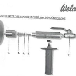 Schutzscheibe Metall Ø 10cm