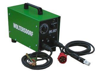 Elektroden-Schweißinverter / Schweißstromquelle IW 321-0