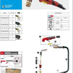 Elektrode kurz Ergocut A151-0
