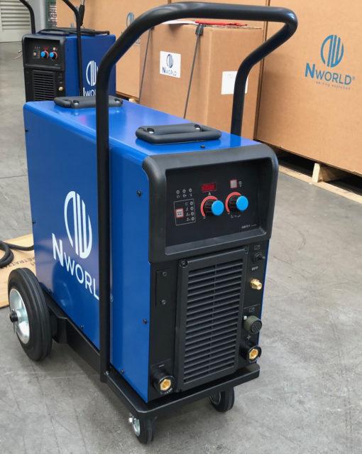 MIG MAG Schweissgerät Blue Max 403 SP