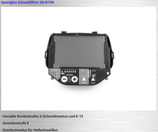 3M™ Speedglas™ Hochleistungs-Schweißmaske G5-01