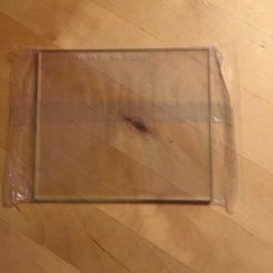 Schweißerschutzglas 118 x 102 mm, Klarglas